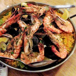 Cateraar Spaans tapas buffet Amsterdam