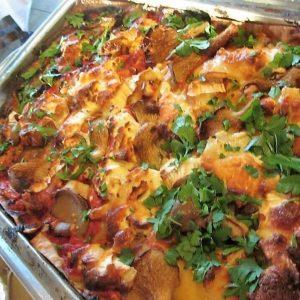 Frans buffet catering Amsterdam artisjokken gratin