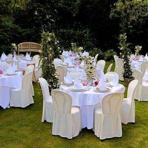 Franse en Italiaanse catering Amsterdam diner huwelijk