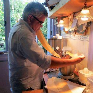 Italiaans buffet Catering Amsterdam huisgemaakt